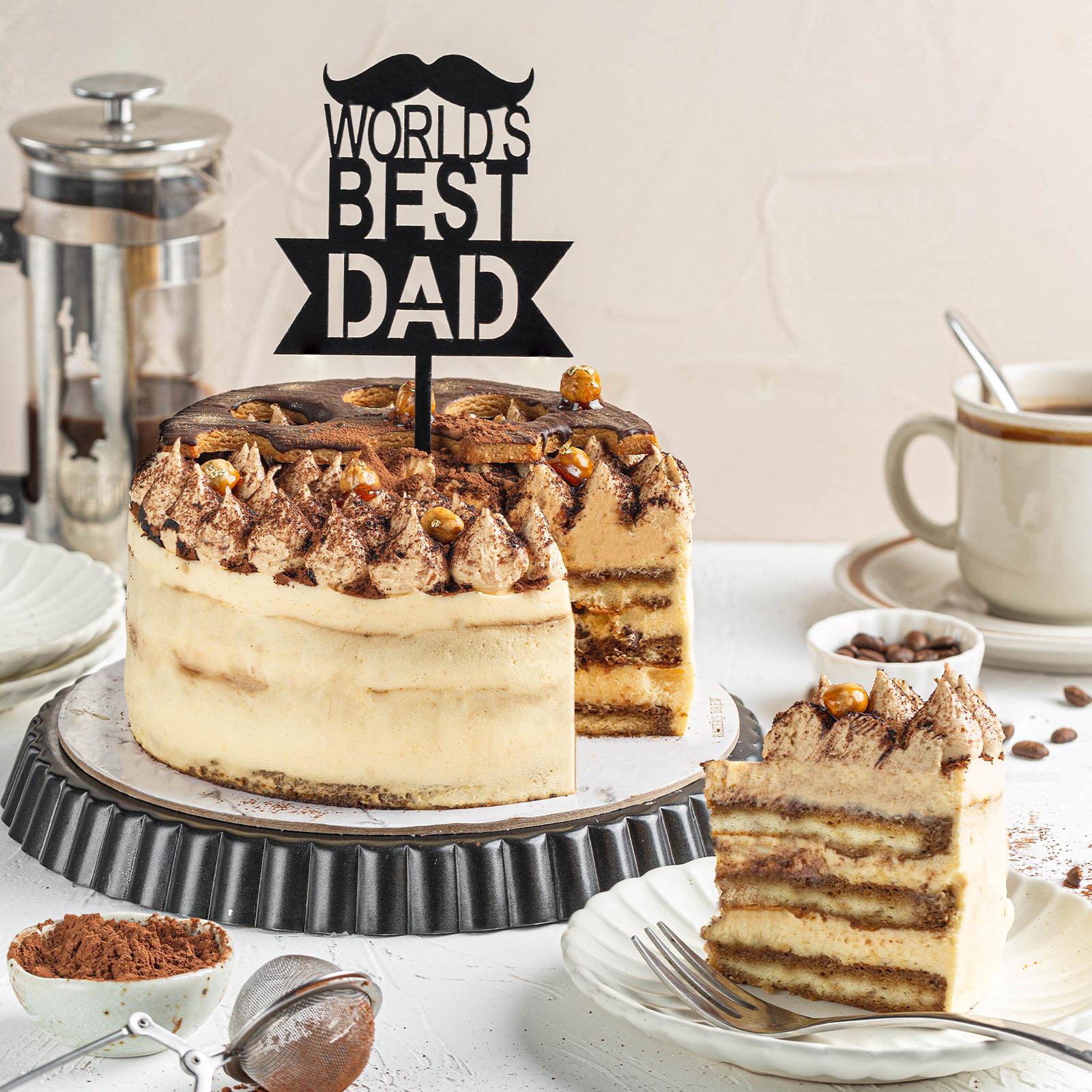 Father's Day Special - Peanut Butter Tiramisu