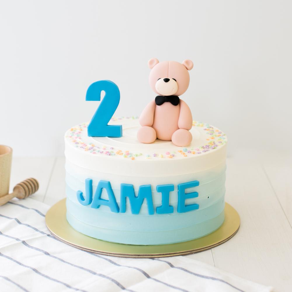 Kid S Birthday Cake Baker S Brew Singapore