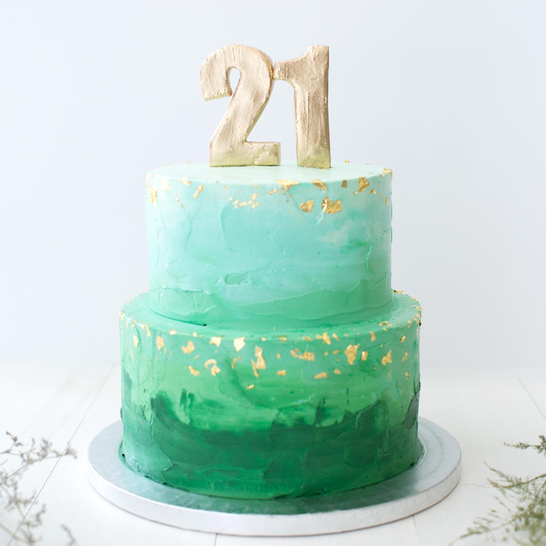 For Him Birthday Cake Baker S Brew