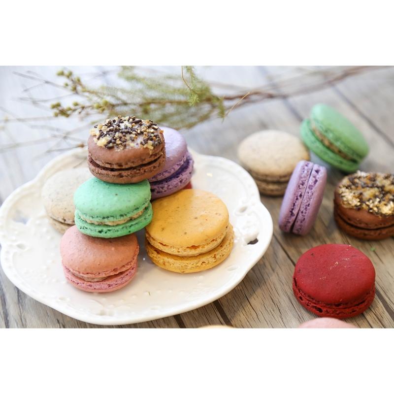 Best French Macaron Baking Class