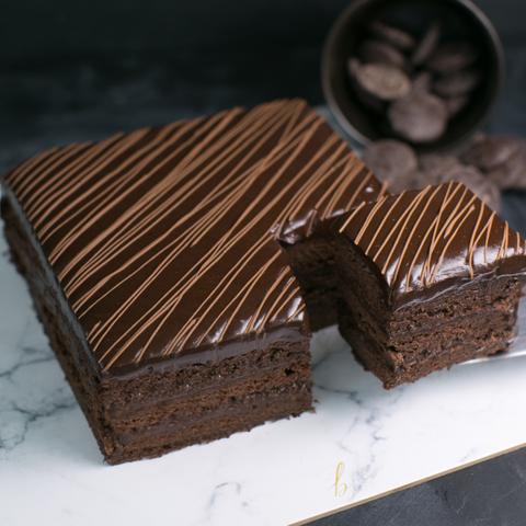 Gluten-Free Fudge Cake 36