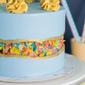 Cereal Fault Line Cake Singapore
