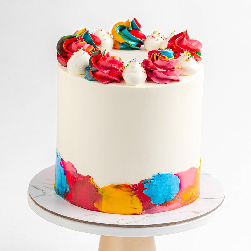 Best Rainbow Cake | Online Cake Delivery Singapore | Baker