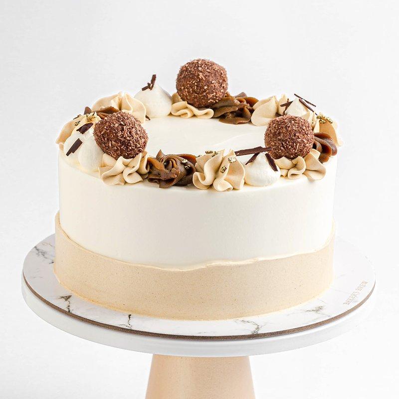 Coffee Melaka Cake | Online Cake Delivery Singapore | Baker
