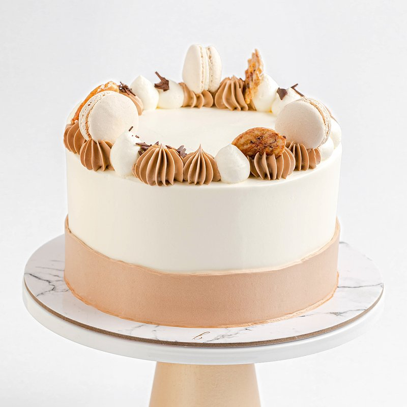 Banana Chocolate Cake | Online Cake Delivery Singapore | Baker