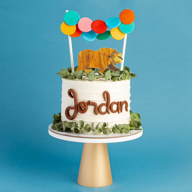 Brown Bear Cake | Online Cake Delivery Singapore | Baker