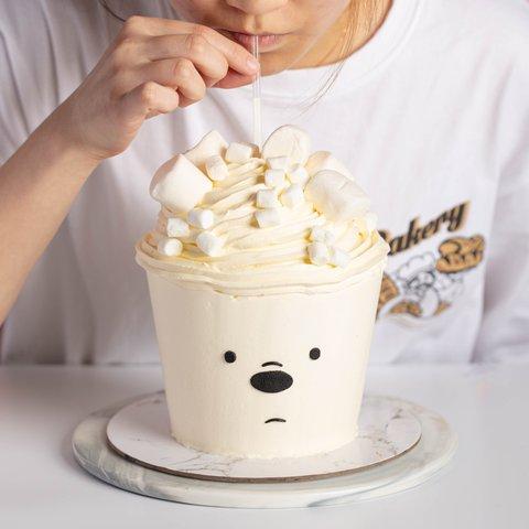 Drinkable - Ice Bear's Fresh Milk