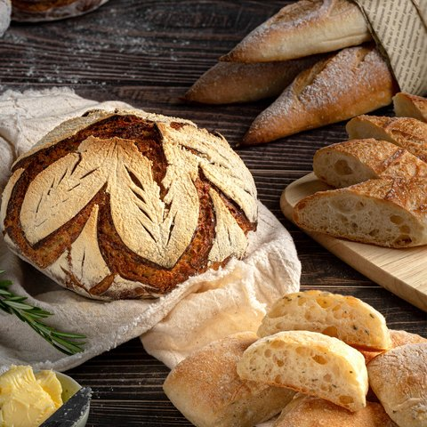 Sourdough and Artisan Breads (FULL DAY COURSE) 3