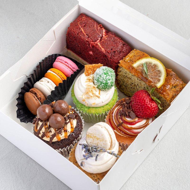 Teatime Box | Online Dessert Boxes Delivery Singapore | Baker