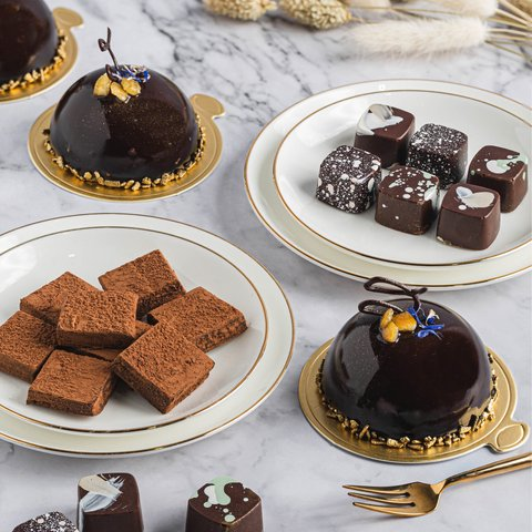 Assorted Chocolate Techniques (Full-Day Class) 9