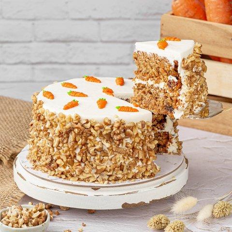 Gluten-Free Carrot Cake 9
