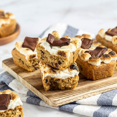 Hershey S'mores Bars