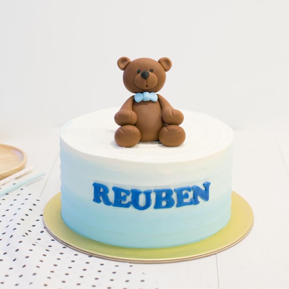Customised Birthday Cake Singapore
