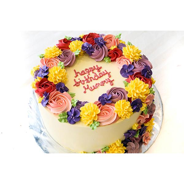 Customised Cakes In Bakers Brew Studio